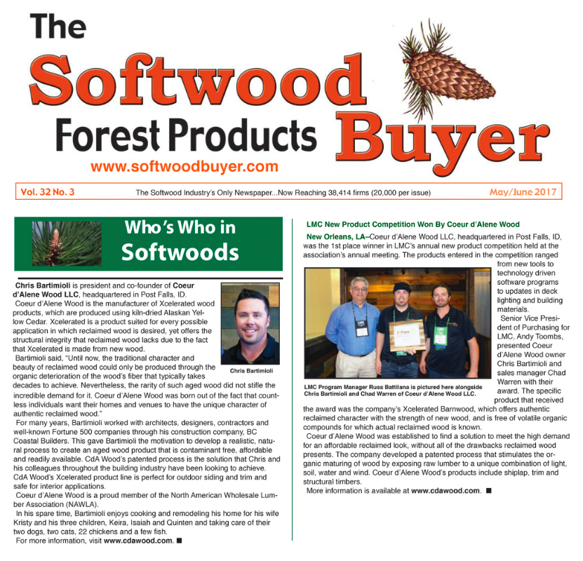 Softwood Buyer